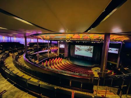 Celebrity Equinox Theater