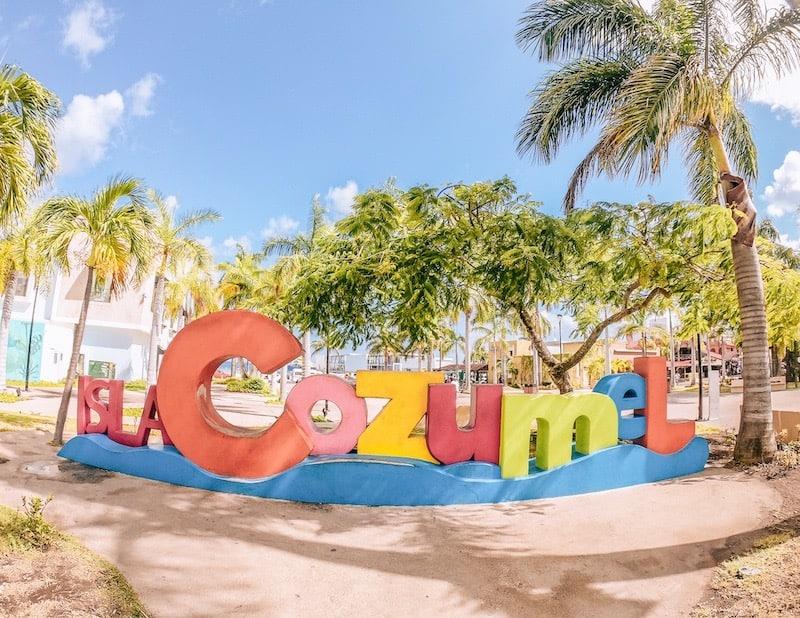 Things to Do in Cozumel Mexico • TastyItinerary.com