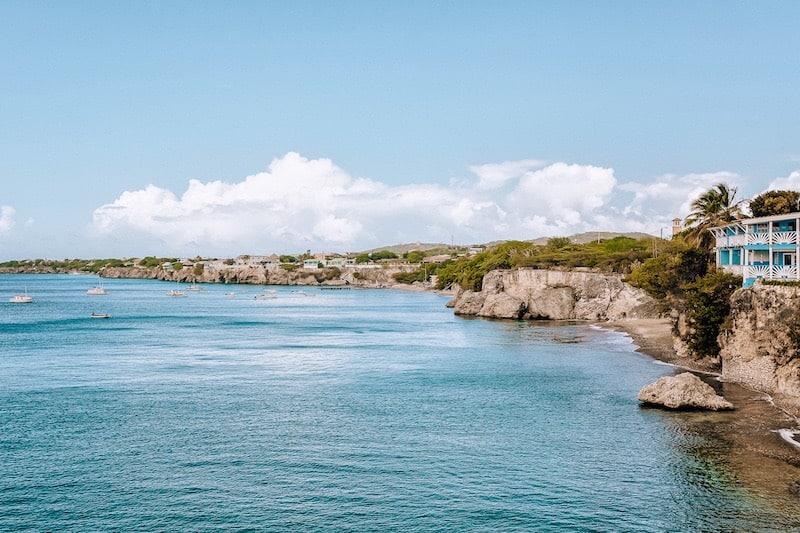 Playa Forti - Curacao Beaches