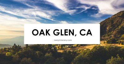 Top Yummy and Fun Things to Do in Oak Glen