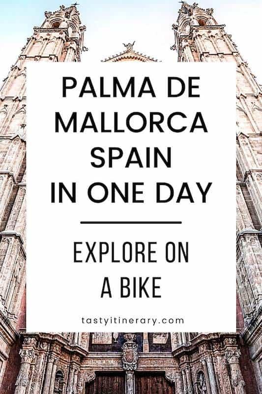 Palma de Mallorca Spain Bike Tour