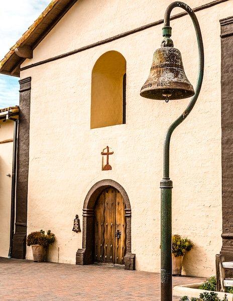Old Mission Santa Ines in Solvang