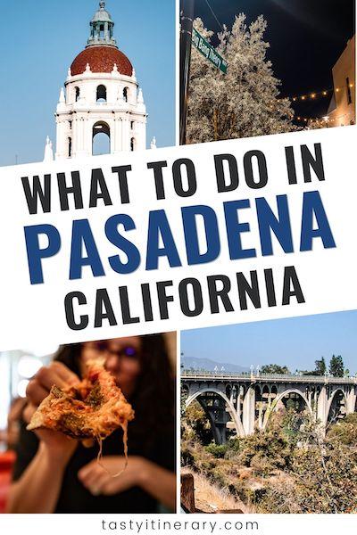 Pinterest Marketing Pin   Explore Pasadena